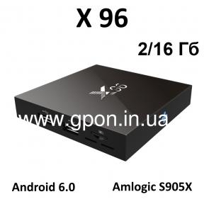 X96 2/16 Amlogic S905X