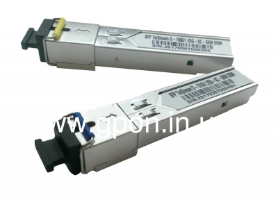 SFP module 1.25G-SC-3KM DDM (1310 и 1550нм, SC)